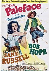 The Paleface (1948) Poster