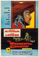 The Wonderful Country (1959) Poster