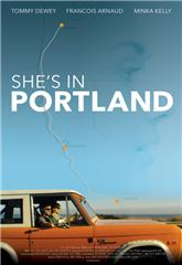 She's in Portland (2020) 1080p Poster