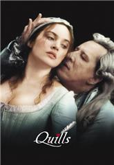 Quills (2000) 1080p web poster