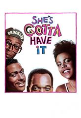 She's Gotta Have It (1986) Poster