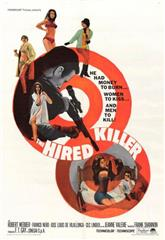 The Hired Killer (1966) 1080p Poster
