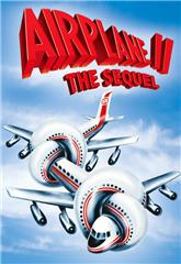 Airplane II: The Sequel (1982) bluray Poster