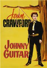 Johnny Guitar (1954) bluray Poster