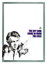 The Spy Who Came in from the Cold (1965) bluray Poster