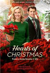 Hearts of Christmas (2016) 1080p Poster
