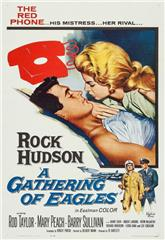 A Gathering of Eagles (1963) Poster