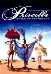 The Adventures of Priscilla, Queen of the Desert (1994) bluray Poster