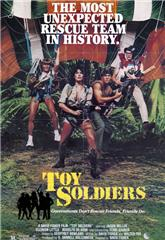 Toy Soldiers (1984) Poster