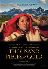 Thousand Pieces of Gold (1991) Poster