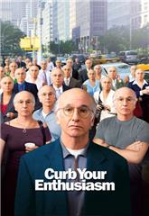 Larry David: Curb Your Enthusiasm (1999) Poster