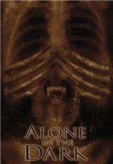 Alone in the Dark (2005) bluray Poster