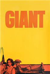 Giant (1956) bluray Poster