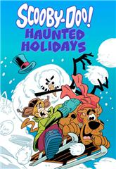 Scooby-Doo! Haunted Holidays (2012) 1080p Poster