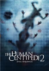 The Human Centipede II (2011) 1080p Poster
