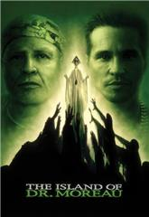 The Island of Dr. Moreau (1996) bluray Poster