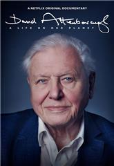 David Attenborough: A Life on Our Planet (2020) Poster