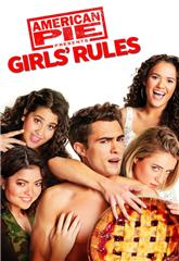 American Pie Presents: Girls' Rules (2020) bluray Poster