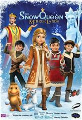 The Snow Queen: Mirrorlands (2018) Poster