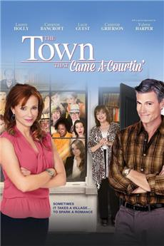 The Town That Came A-Courtin' (2014) Poster