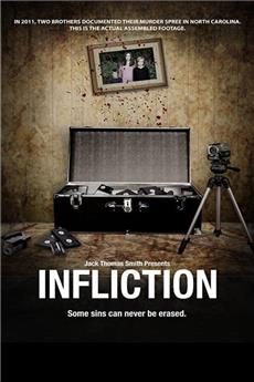 Infliction (2014) 1080p Poster