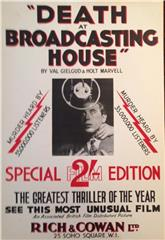 Death At Broadcasting House (1934) Poster