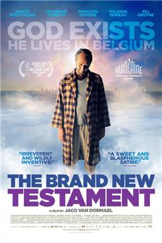 The Brand New Testament (2015) Poster