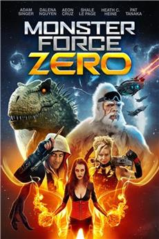 Monster Force Zero (2020) 1080p Poster