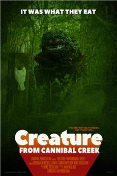 Creature from Cannibal Creek (2019) 1080p Poster