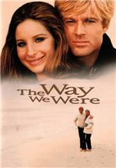 The Way We Were (1973) bluray Poster