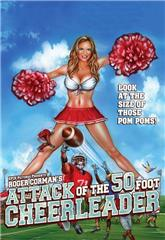 Attack of the 50 Foot Cheerleader (2012) Poster
