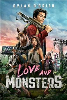 Love and Monsters (2020) 1080p Poster
