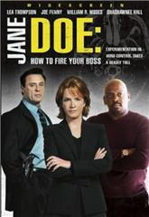 Jane Doe: How to Fire Your Boss (2007) Poster