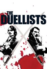 The Duellists (1977) bluray Poster