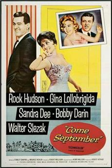 Come September (1961) 1080p Poster