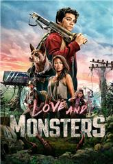 Love and Monsters (2020) 4K Poster