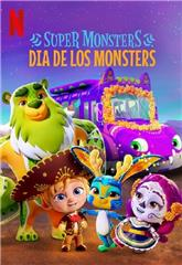 Super Monsters: Dia de los Monsters (2020) Poster