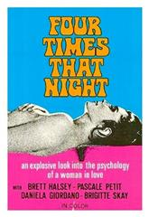 Four Times That Night (1971) Poster