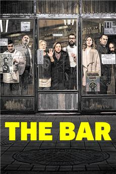 The Bar (2017) Poster