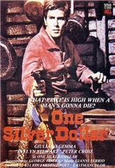 Blood for a Silver Dollar (1965) bluray Poster