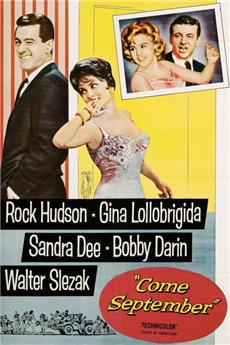 Come September (1961) Poster