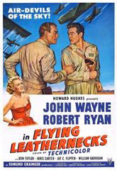Flying Leathernecks (1951) 1080p bluray Poster