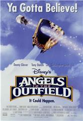 Angels in the Outfield (1994) 1080p Poster