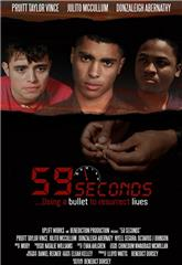 59 Seconds (2016) 1080p Poster