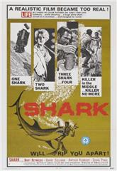 Shark (1969) 1080p bluray Poster