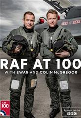 RAF at 100 with Ewan and Colin McGregor (2018) Poster