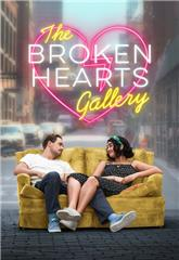 The Broken Hearts Gallery (2020) Poster