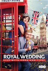 The Royal Wedding Live with Cord and Tish! (2018) Poster