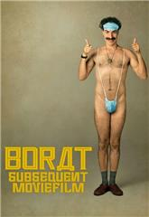 Borat Subsequent Moviefilm (2020) 1080p Poster