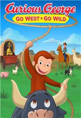 Curious George: Go West, Go Wild (2020) 1080p Poster
